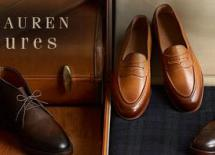 Ralph Lauren chaussure homme Saint-Tropez - boutique Othello